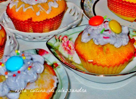cupcake .nella cucina di Alessandra
