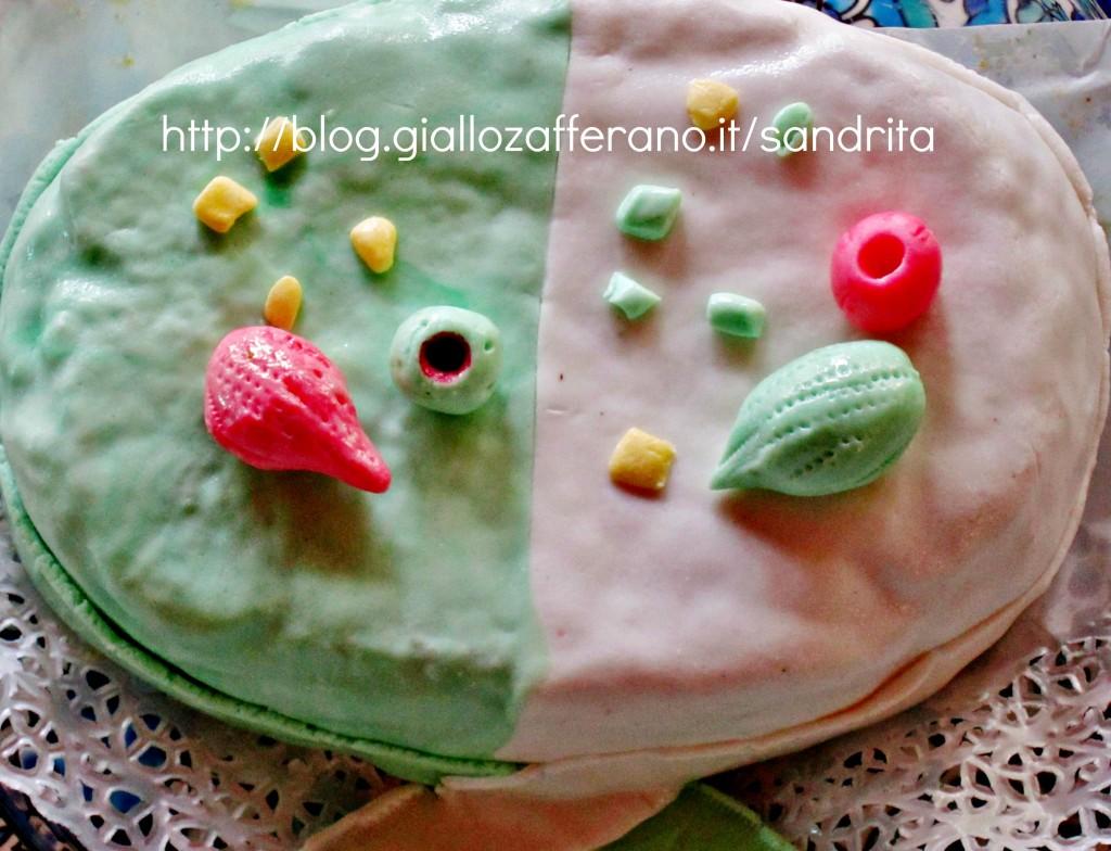 cassata siciliana cakedesigner il fantastico mondo di Alesandra