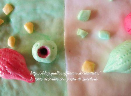 Pasta di zucchero  torte decorate | Il fantastico mondo di Alessandra
