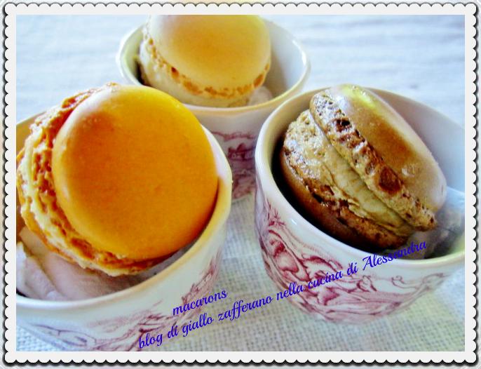 Il fantastico mondo di Alessandra i   macarons