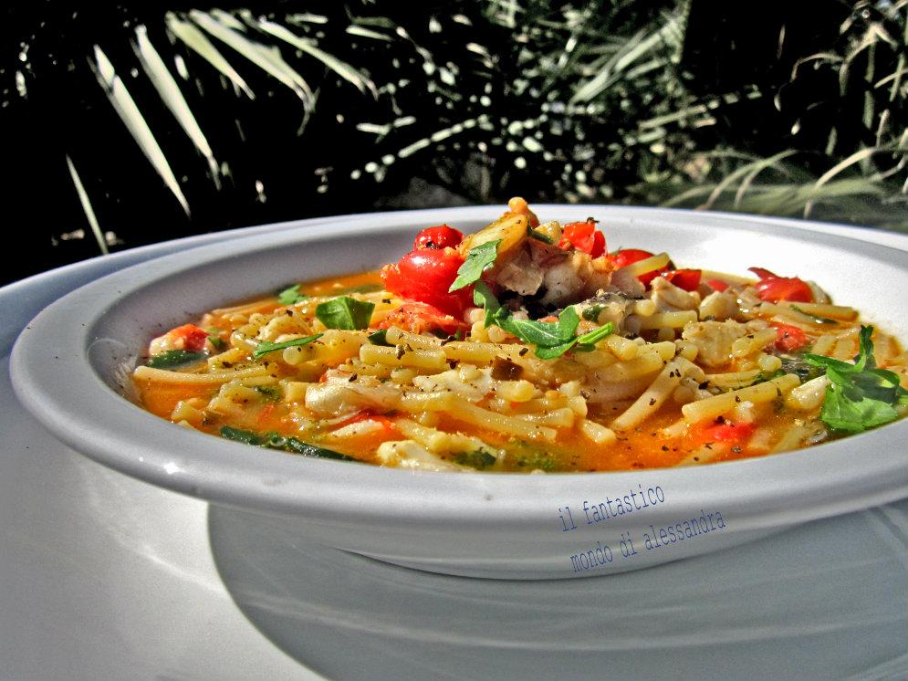 zuppa di gallinella
