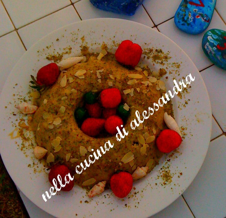 pistacchi nella cucina di alessandra