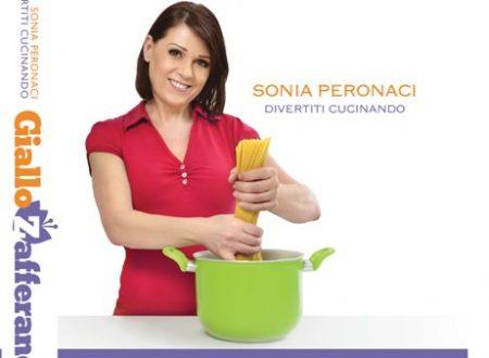 cucina con Sonia il suo secondo libro