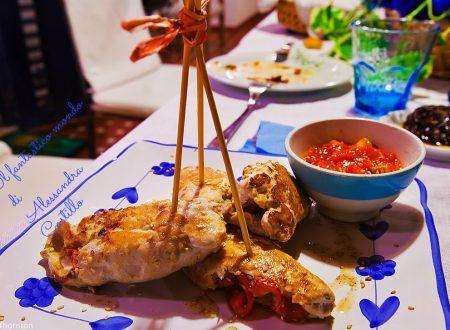 Involtini di tonno – alla menta in salsa piccante | Il fantastico mondo di Alessandra