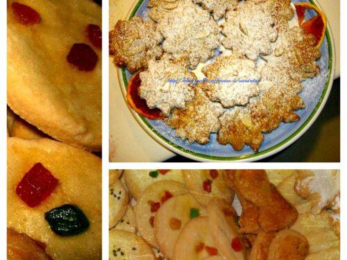 Biscotti di miele e mandorle |  ricetta siciliane | Il fantastico mondo di Alessandra