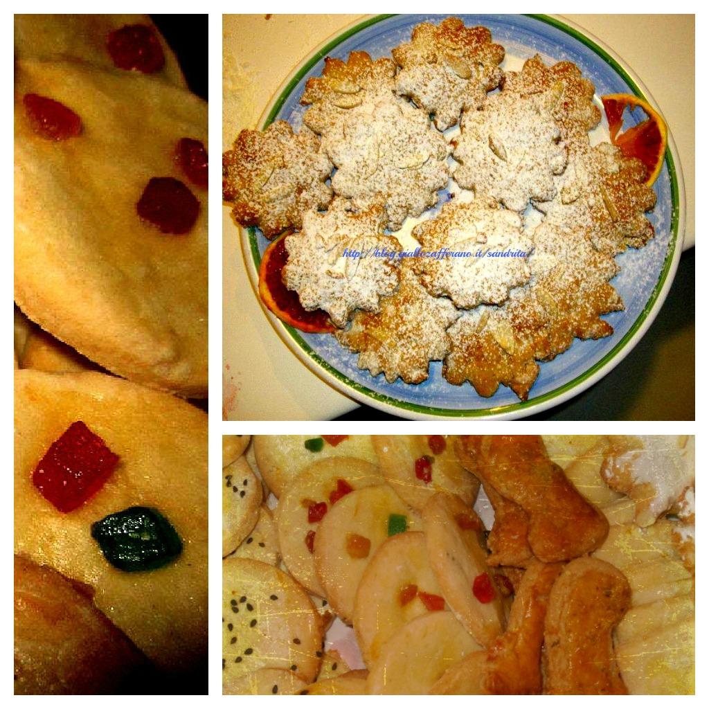 biscotti di miele e mandorle/ ricette siciliana / nelle cucina di Alessandra