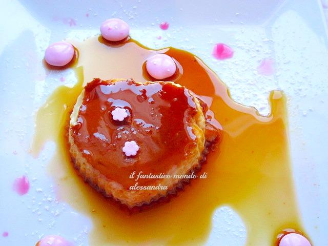 flan al caramello / dolci al cucchiaio/ Alessandra Castillo