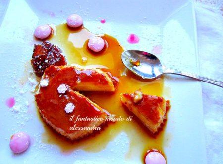 flan al caramello ricetta  Dolci per la festa della mamma   Il fantastico mondo di Alessandra