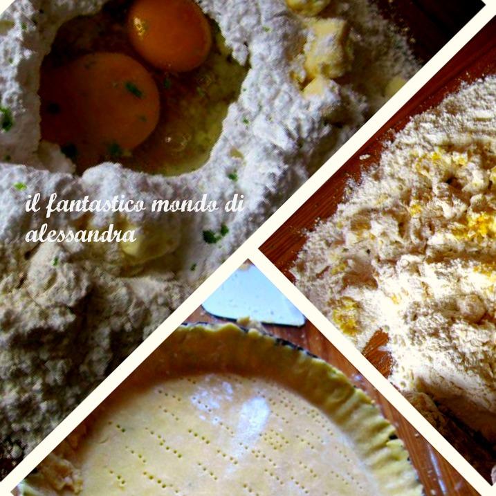 pasta frolla ricetta / il fantastico mondo di Alessandra