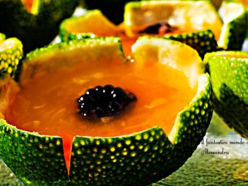 Gelatina di mandarini ricetta siciliana |Il fantastico mondo di Alessandra