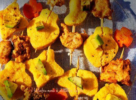 Merluzzo in Tempura / cucina del mondo /