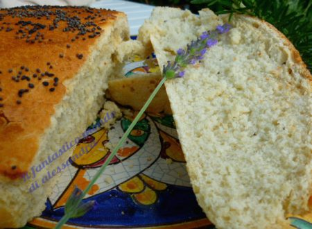 Ricetta del pane – condiviso  Blogger di Giallo zafferano