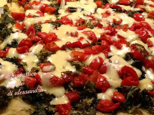 Pizza napoletana ricetta base | Il fantastico mondo di Alessandra