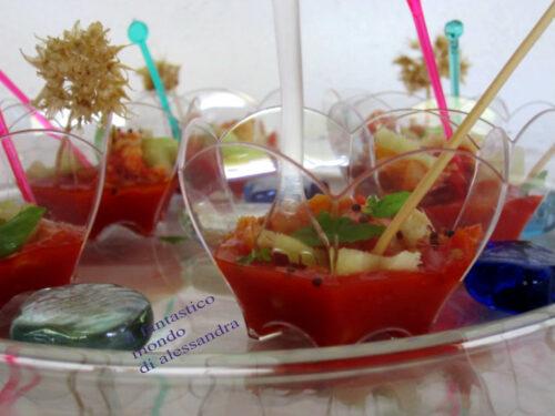Ricetta bloody mary cocktail | ricette finger food| Il fantastico mondo di Alessandra