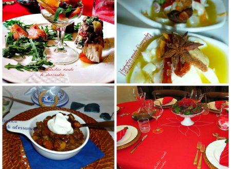 Ricette per il cenone capodanno   Degustazione  Antipasti