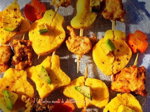 Scuola di cucina |frittura perfetta|Il fantastico mondo di Alessandra