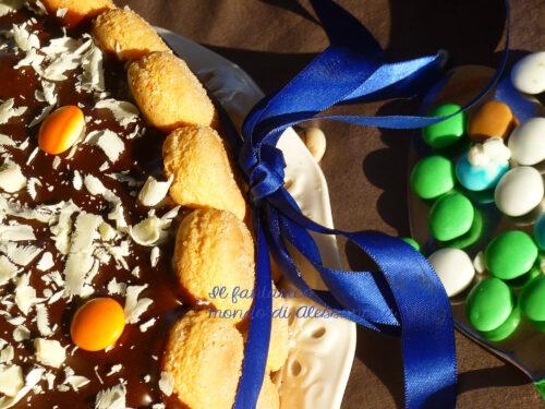 Torta kinder delice |Ricette di compleanno Il fantastico mondo di Alessandra
