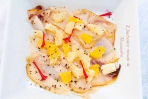 pesce spada affumicato ricette antipasti |Il fantastico mondo di Alessandra