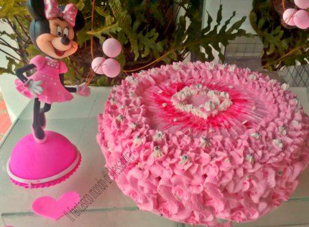 Torta di compleanno con Minnie |Il fantastico mondo di Alessandra