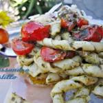 Busiate  con pesto  Trapanesi – ricette vegetariane