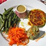 Hamburger di tofu e verdure |Ricette vegan |Il fantastico mondo di Alessandra
