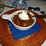 Caponatina di zucca rossa e  mele |Ricette  vegan |Il fantastico mondo di Alessandra
