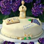 Torta prima comunione bimbo |Il fantastico mondo di Alessandra