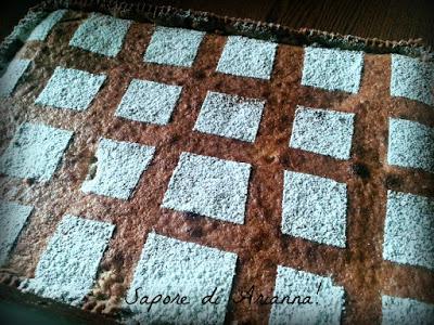 crostata con crema frangipane di montersino