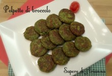 Polpette di broccolo