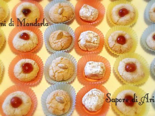 Dolcini di Mandorla, ricetta Siciliana veloce