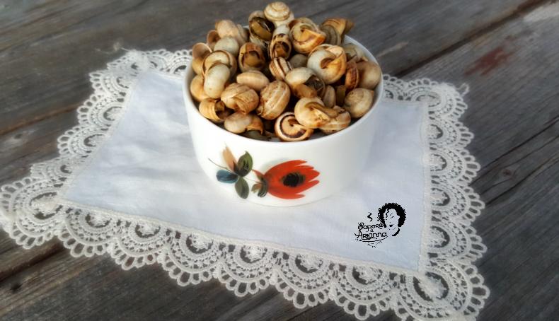 Come cucinare le lumache di terra lumachine bollite for Cucinare le lumache