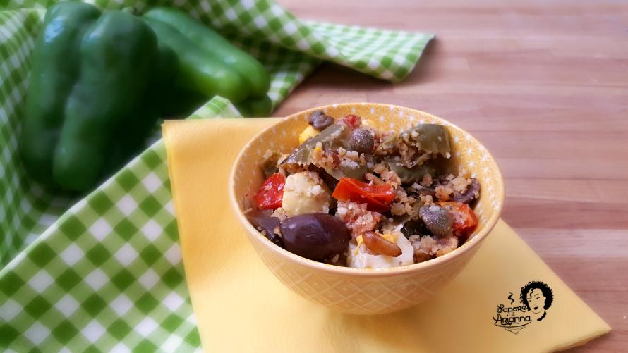 Peperoni mollicati - ricetta siciliana