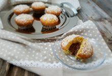 Muffin con cocco e Nutella morbida