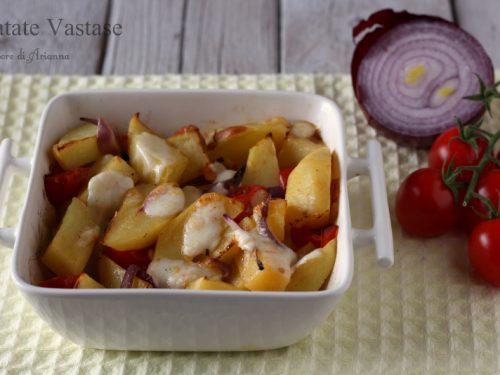 Patate Vastase Trapanesi, ricetta Siciliana