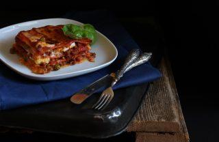 lasagne alla Siciliana al forno