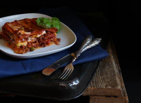 Lasagne alla siciliana al forno   ricetta originale