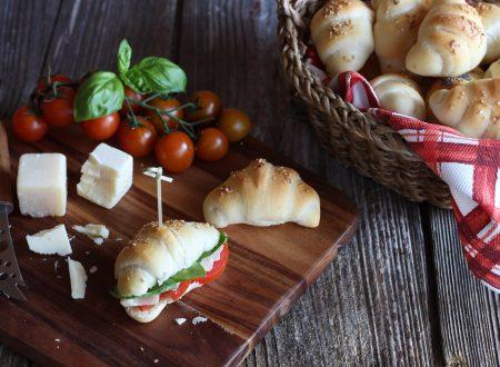 Croissant Salati da farcire per Buffet