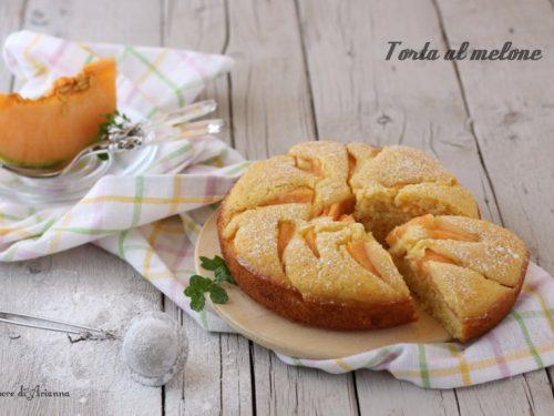 Torta al melone Soffice