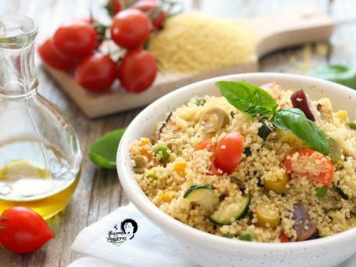 Tabulè di Verdure ricetta Siciliana