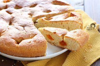 torta con marmellata nell'impasto
