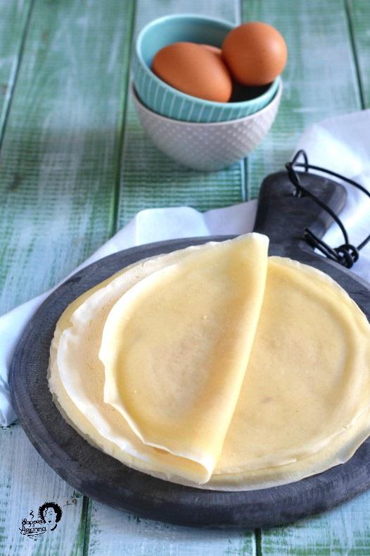crespelle per cannelloni lasagne e crepes