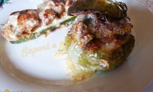 Peperoni ripieni (al forno)