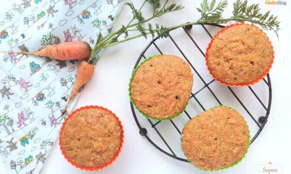 Muffin alle carote