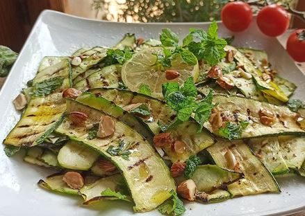 TRIONFO DI ZUCCHINE, raccolta di ricette con le zucchine