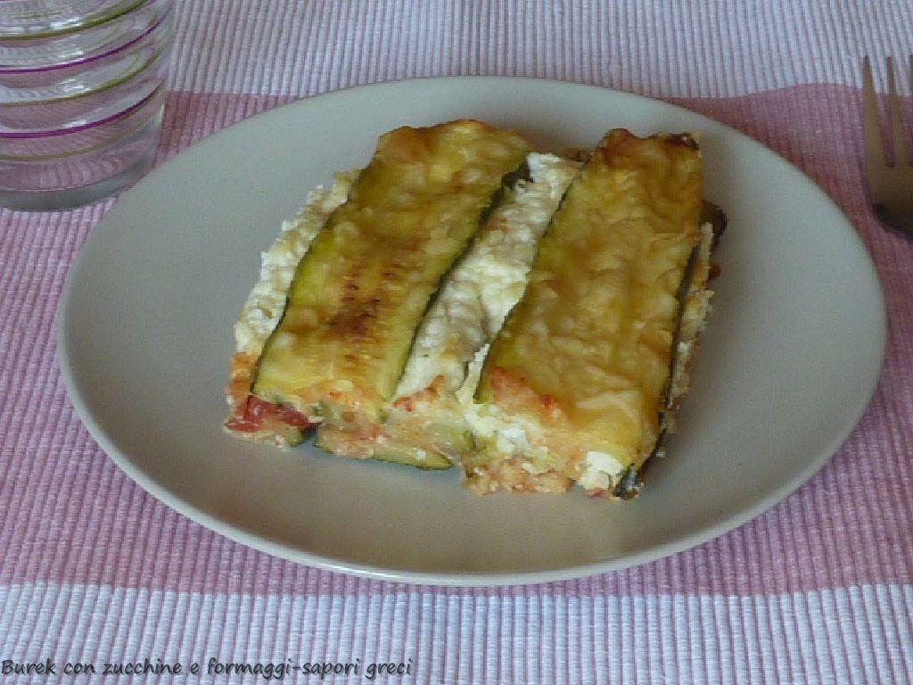 Cheese+Burek+Recipe this zucchini and cheese burek recipe is the one ...