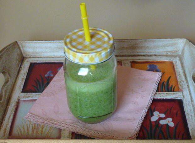 Frullato verde detox