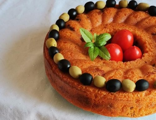 Torta rustica al pomodoro