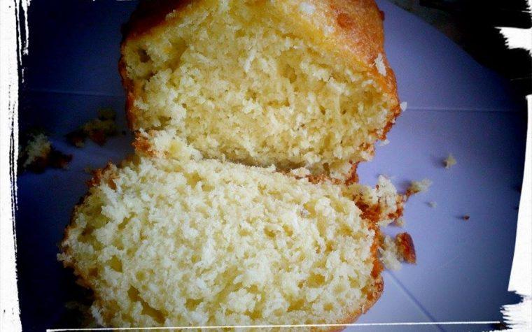 Plumcake al cocco