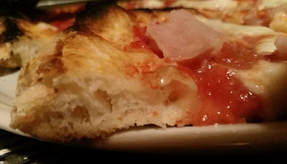 Ricetta Pizza Macchina Del Pane.Impasto Con Lievitazione 24 H Per La Pizza In Teglia