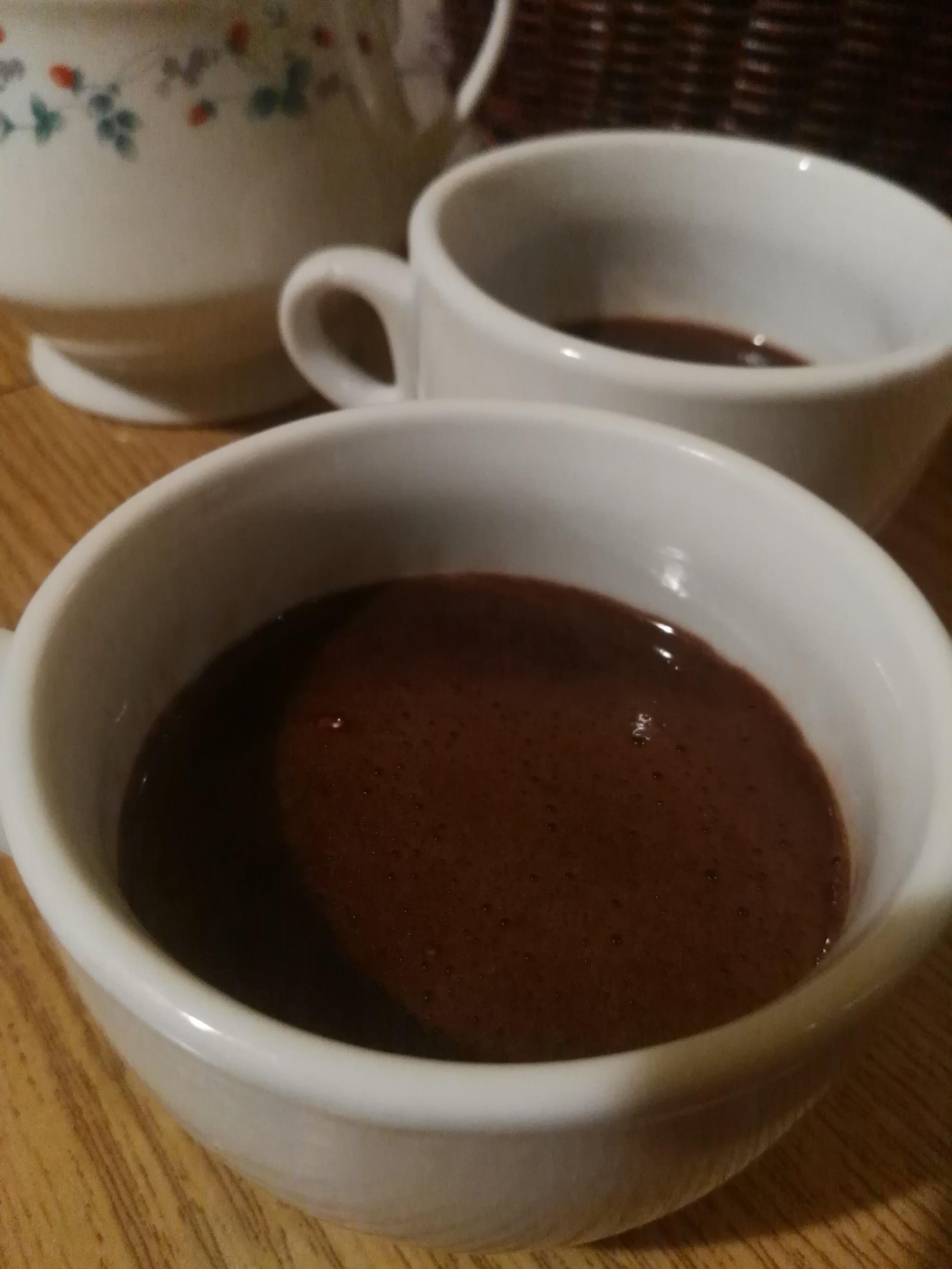 Cioccolata calda alla cannella con il bimby e non solo - Macchina per cucinare bimby ...